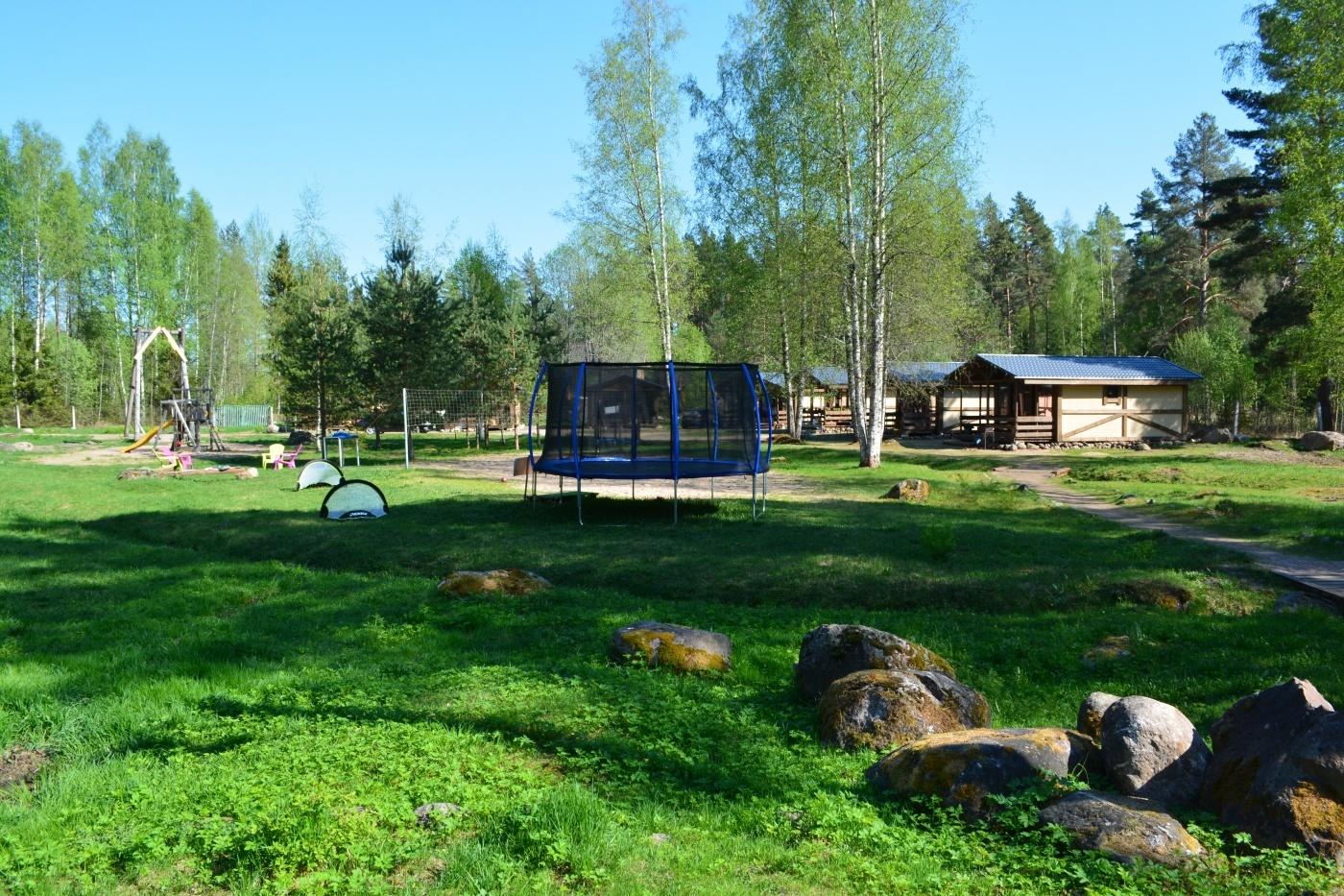 База отдыха «Вуокса-Хутор» Ленинградская область, фото 9