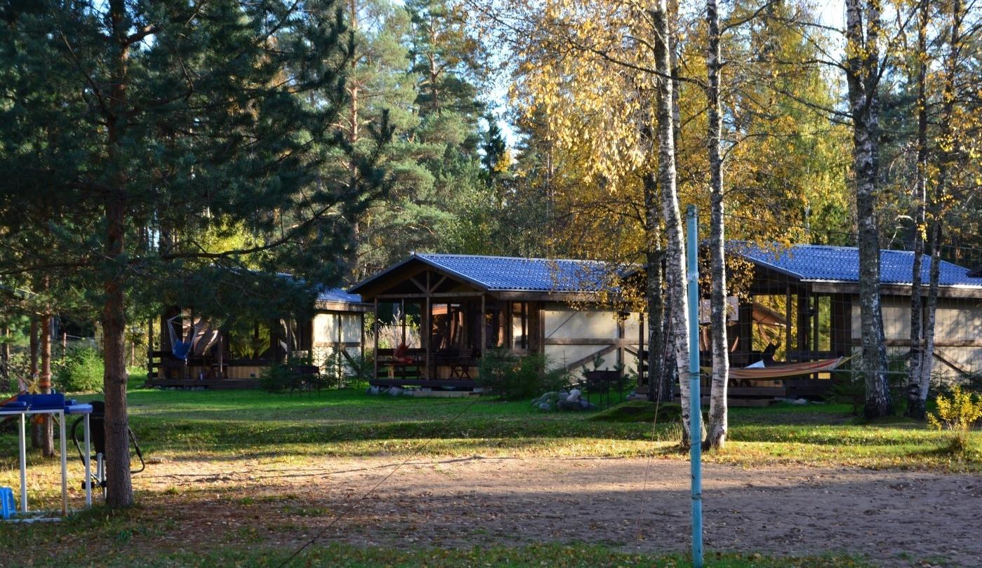 База отдыха «Вуокса-Хутор» Ленинградская область, фото 1