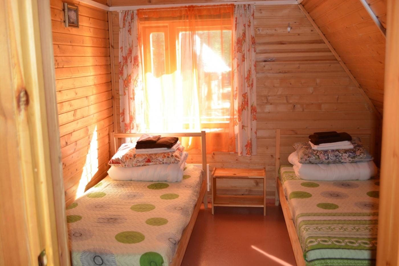 База отдыха «Вуокса-Хутор» Ленинградская область Вилла «Бавария», фото 1