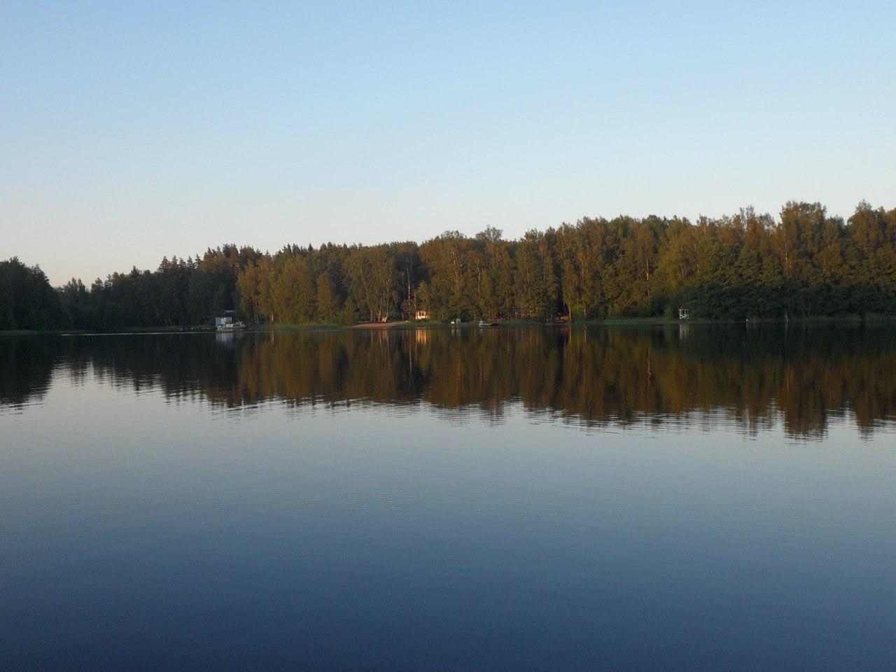 База отдыха «Вуокса-Хутор» Ленинградская область, фото 12