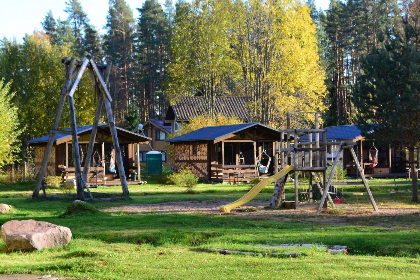 База отдыха «Вуокса-Хутор» Ленинградская область, фото 4