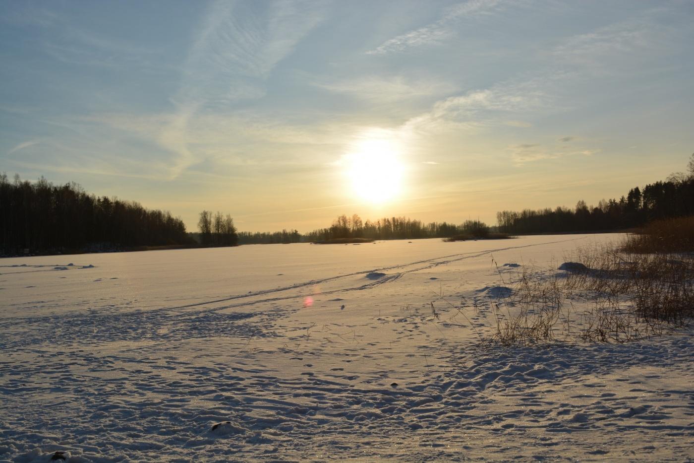 База отдыха «Вуокса-Хутор» Ленинградская область, фото 15