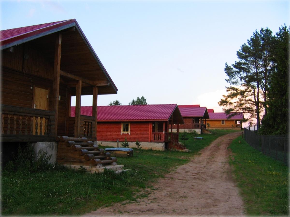 База отдыха «Константинова Усадьба» Новгородская область, фото 2