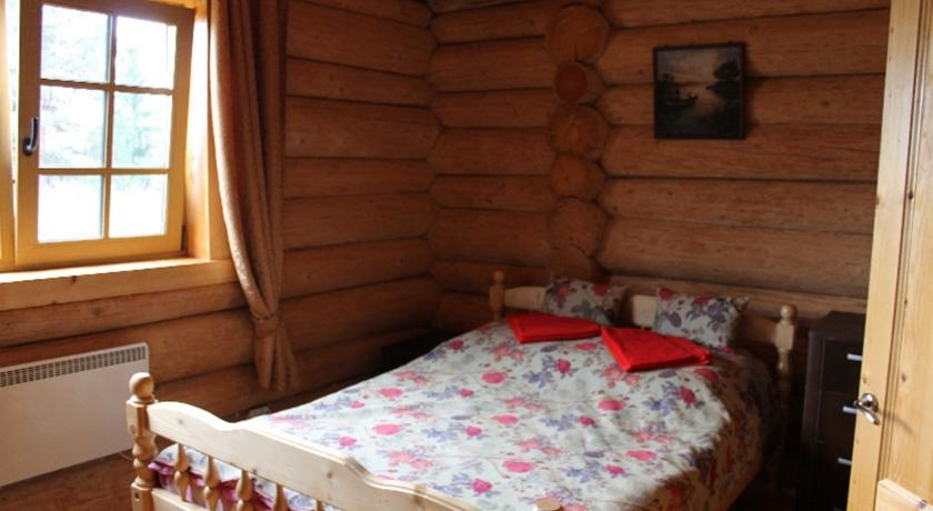 База отдыха «Константинова Усадьба» Новгородская область 2-местное размещение в гостинице, фото 1