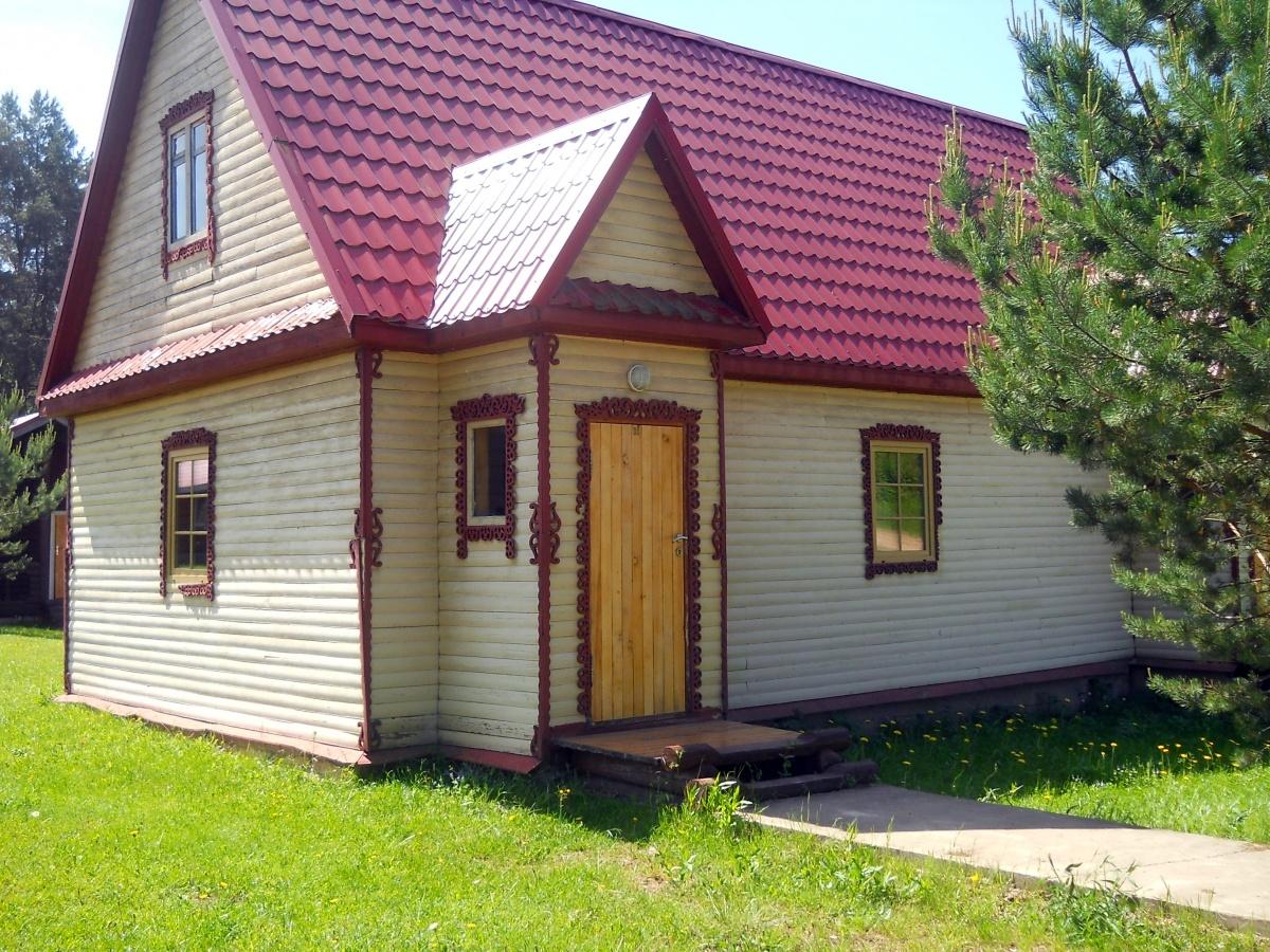 База отдыха «Константинова Усадьба» Новгородская область, фото 6
