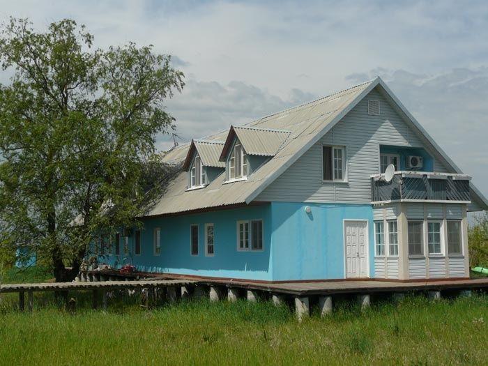 """Рыболовно-охотничья база """"Тихая"""" Астраханская область, фото 1"""