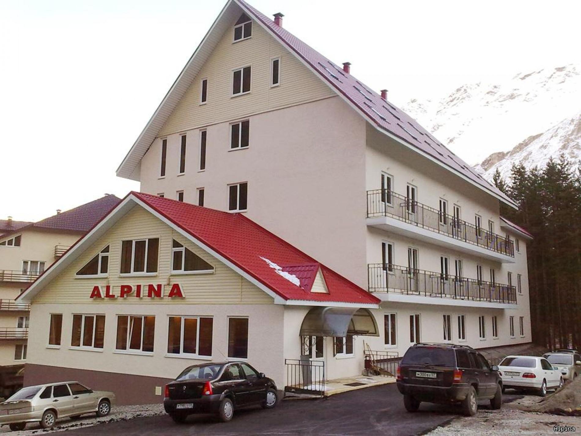 """Парк-отель """"Alpina"""" Кабардино-Балкарская Республика, фото 2"""