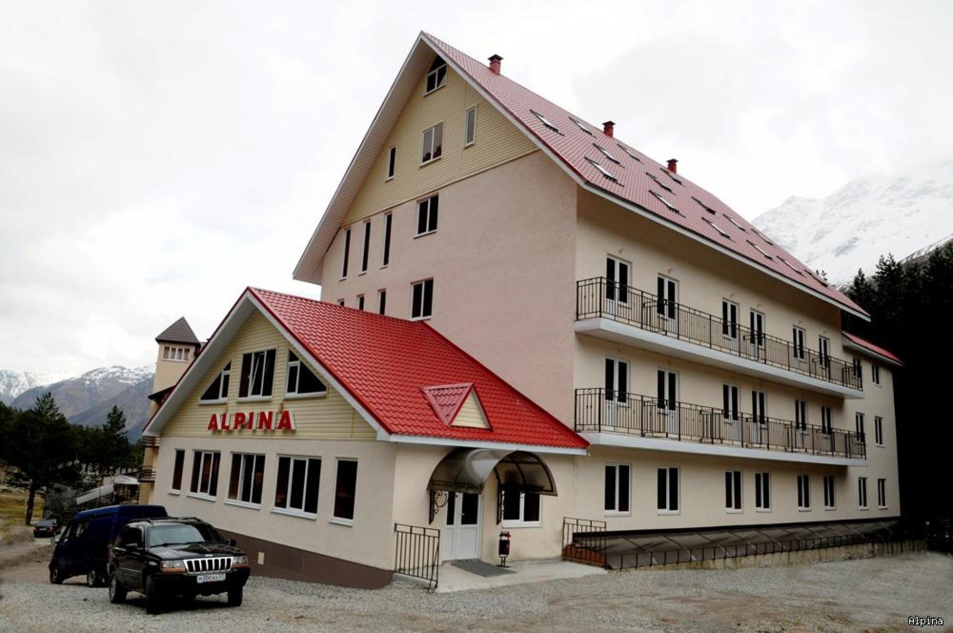 """Парк-отель """"Alpina"""" Кабардино-Балкарская Республика, фото 1"""