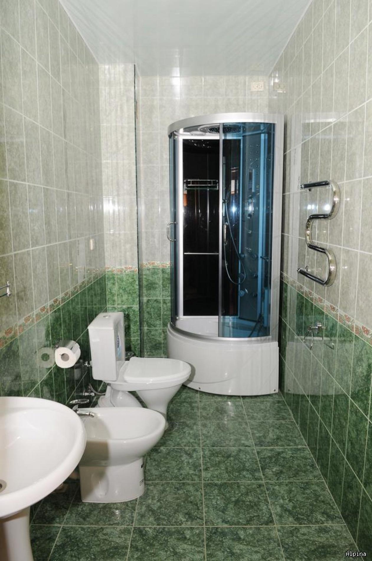 """Парк-отель """"Alpina"""" Кабардино-Балкарская Республика Номер Люкс 3-х комнатный, фото 3"""