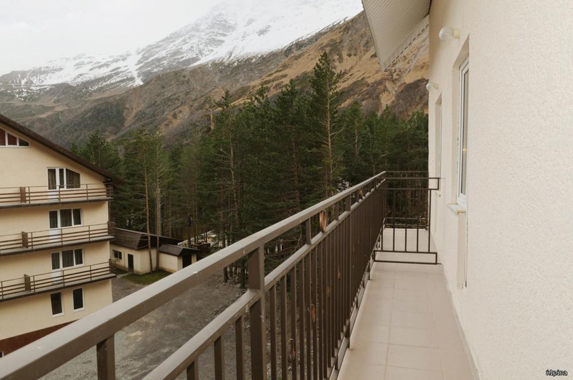 """Парк-отель """"Alpina"""" Кабардино-Балкарская Республика, фото 4"""