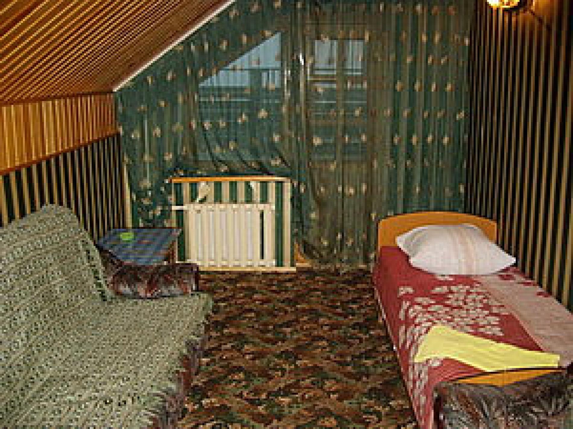 """Парк-отель """"Чыран-Чегет"""" Кабардино-Балкарская Республика Номер стандарт двухместный, фото 3"""