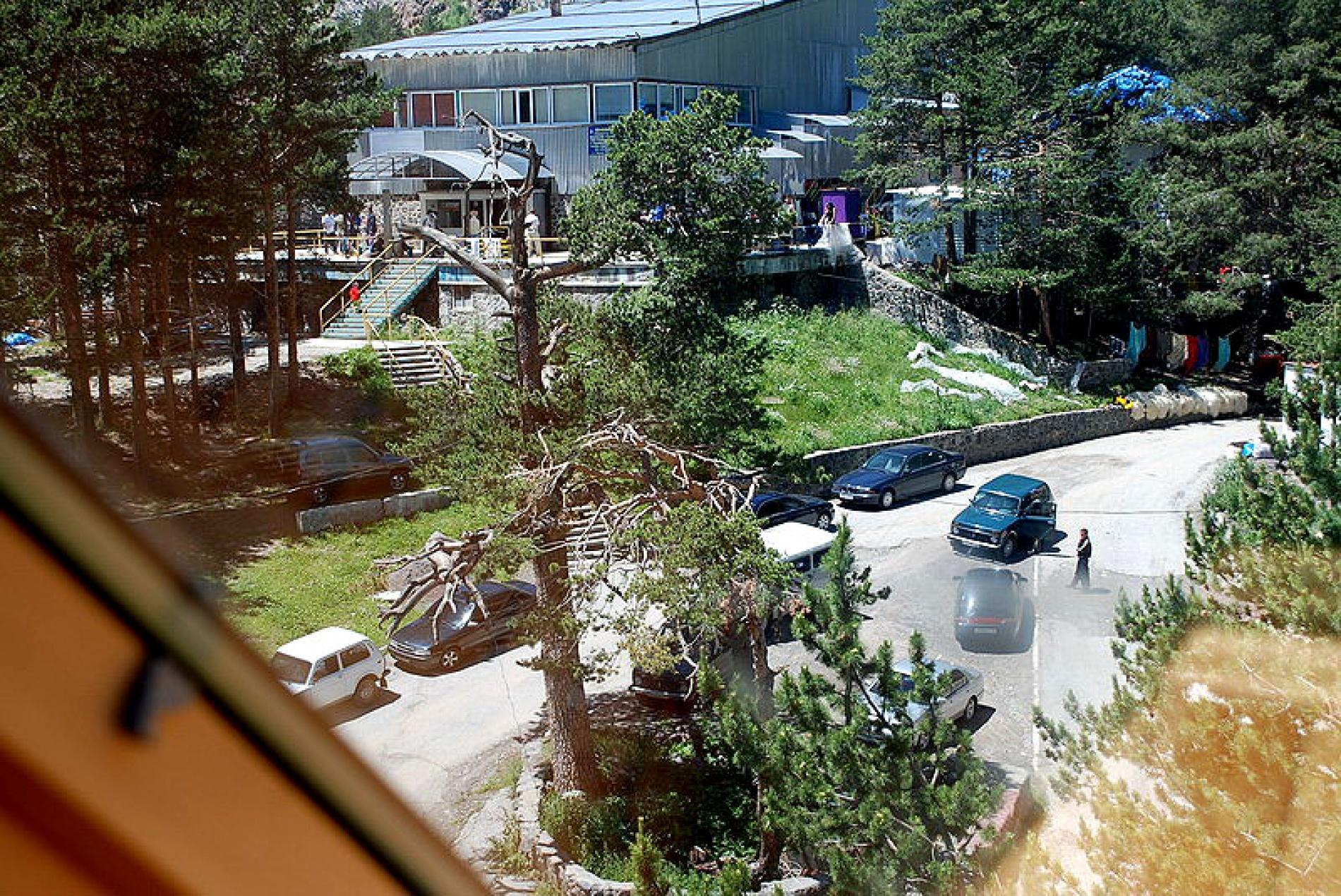 """Парк-отель """"Чыран — Азау"""" Кабардино-Балкарская Республика Номер полулюкс, фото 3"""