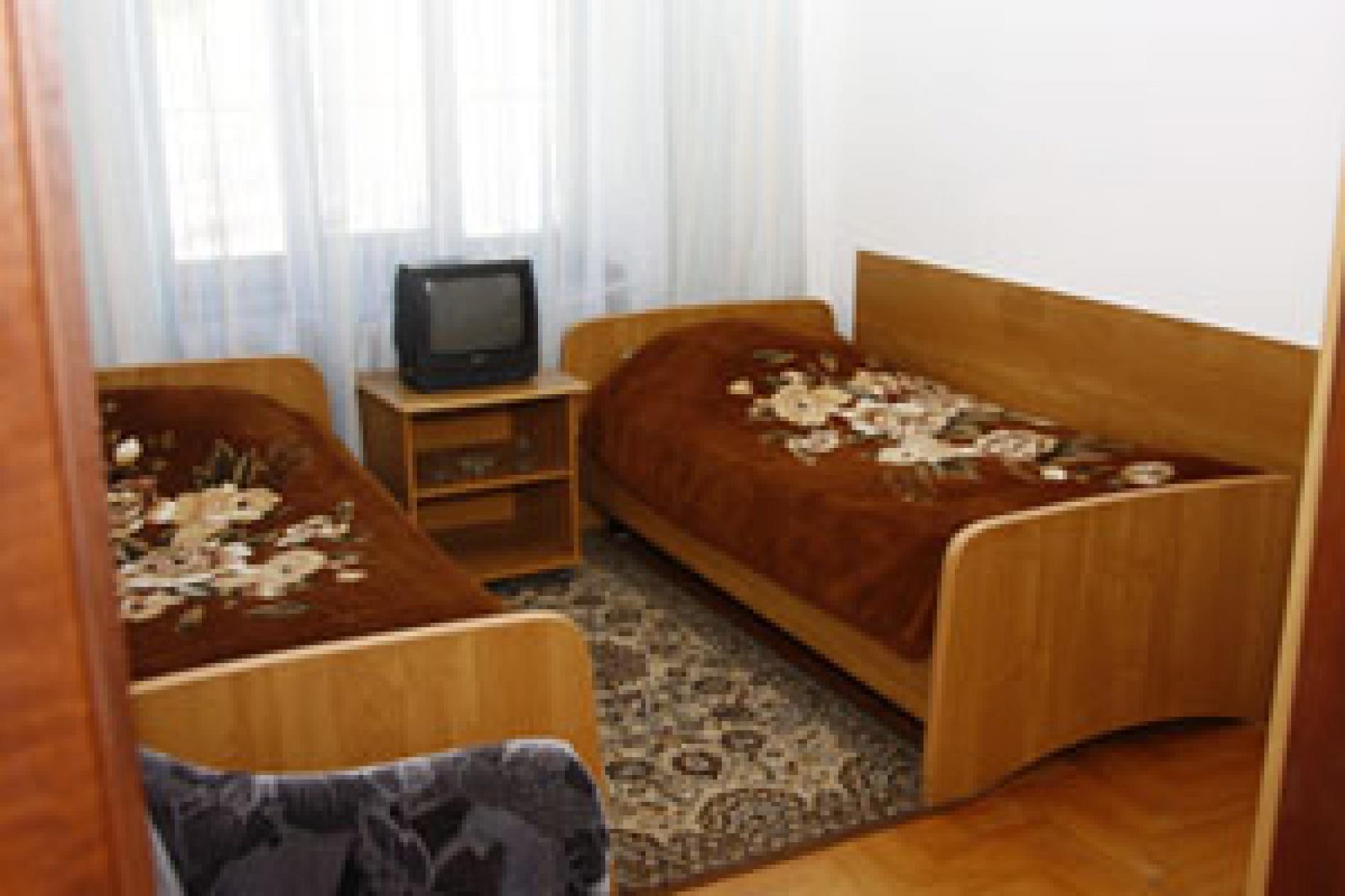 """Парк-отель """"Накра"""" Кабардино-Балкарская Республика 2-х местный номер """"полулюкс"""", фото 2"""