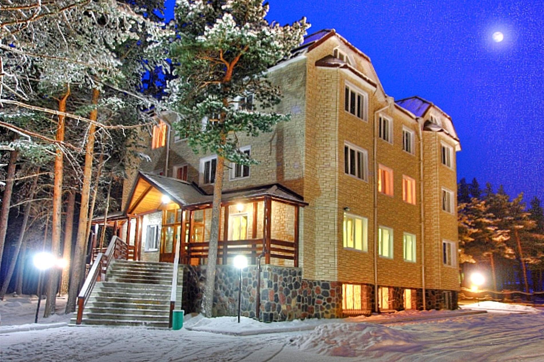 """Парк-отель """"Grand Ozon"""", Тегенекли Кабардино-Балкарская Республика, фото 1"""