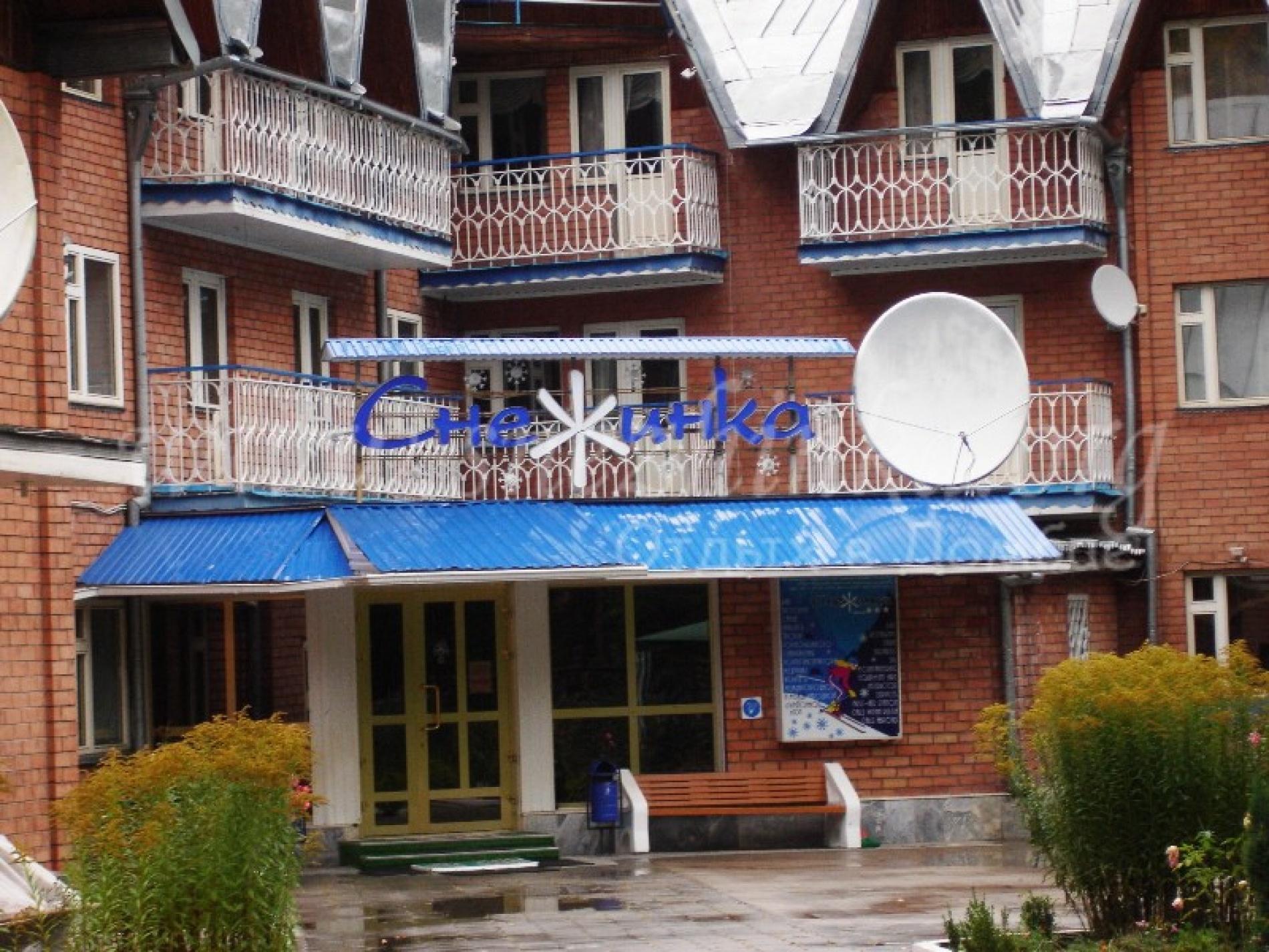 """Гостиница """"Снежинка"""" Карачаево-Черкесская Республика, фото 17"""