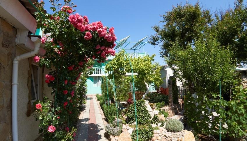Гостевой дом «Бирюза» Республика Крым, фото 7