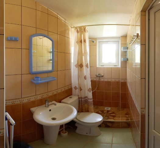 Гостевой дом «Бирюза» Республика Крым Дачный домик, фото 4