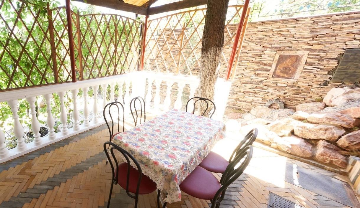 Гостевой дом «Бирюза» Республика Крым Дачный домик, фото 5