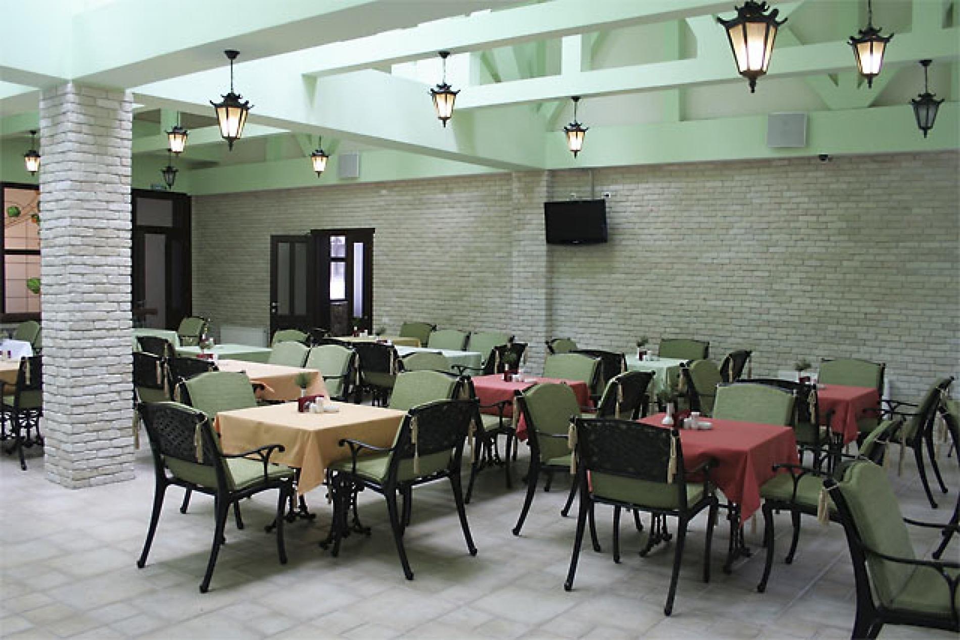 """Парк-отель """"Ozon 7 Vershin"""" Кабардино-Балкарская Республика, фото 11"""