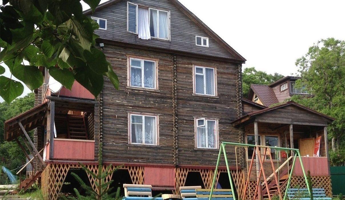 База отдыха «Парус» Приморский край, фото 1