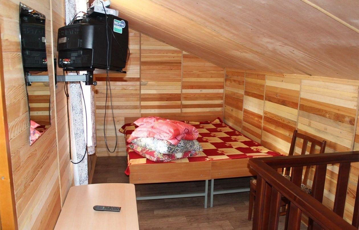 База отдыха «Парус» Приморский край Летний домик, фото 1