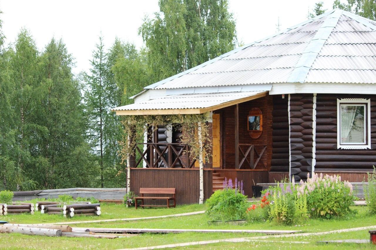 Лесной отель «Голубино» Архангельская область, фото 5