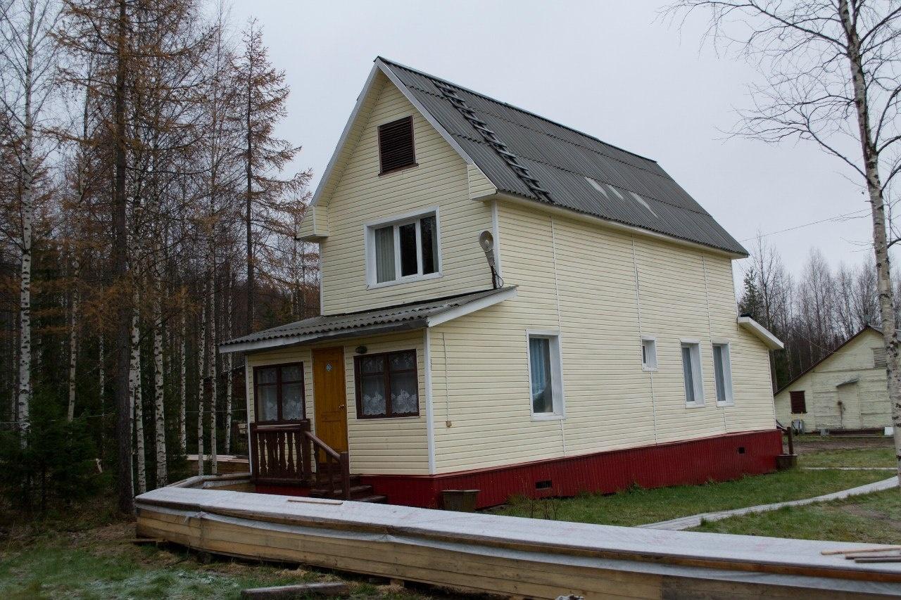 Лесной отель «Голубино» Архангельская область 4-местный коттедж, фото 1