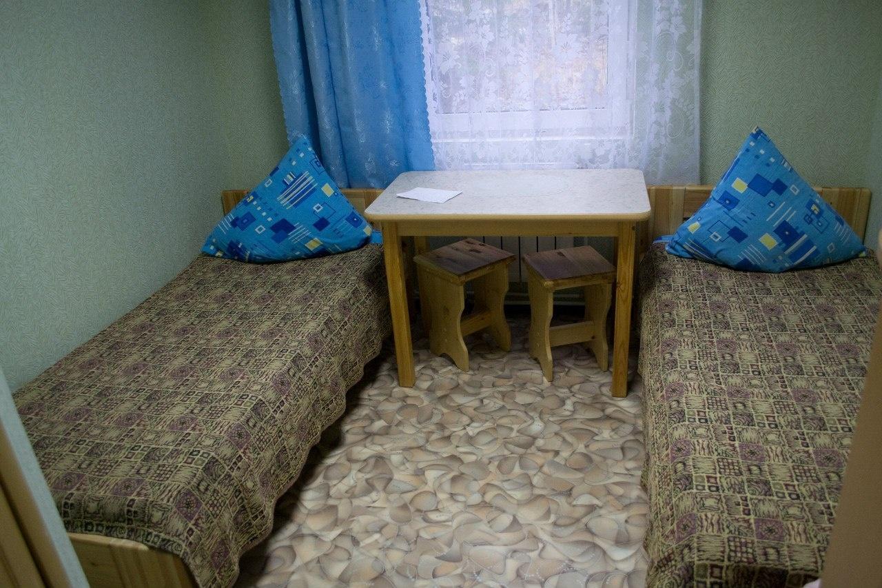 Лесной отель «Голубино» Архангельская область Пансион, фото 2