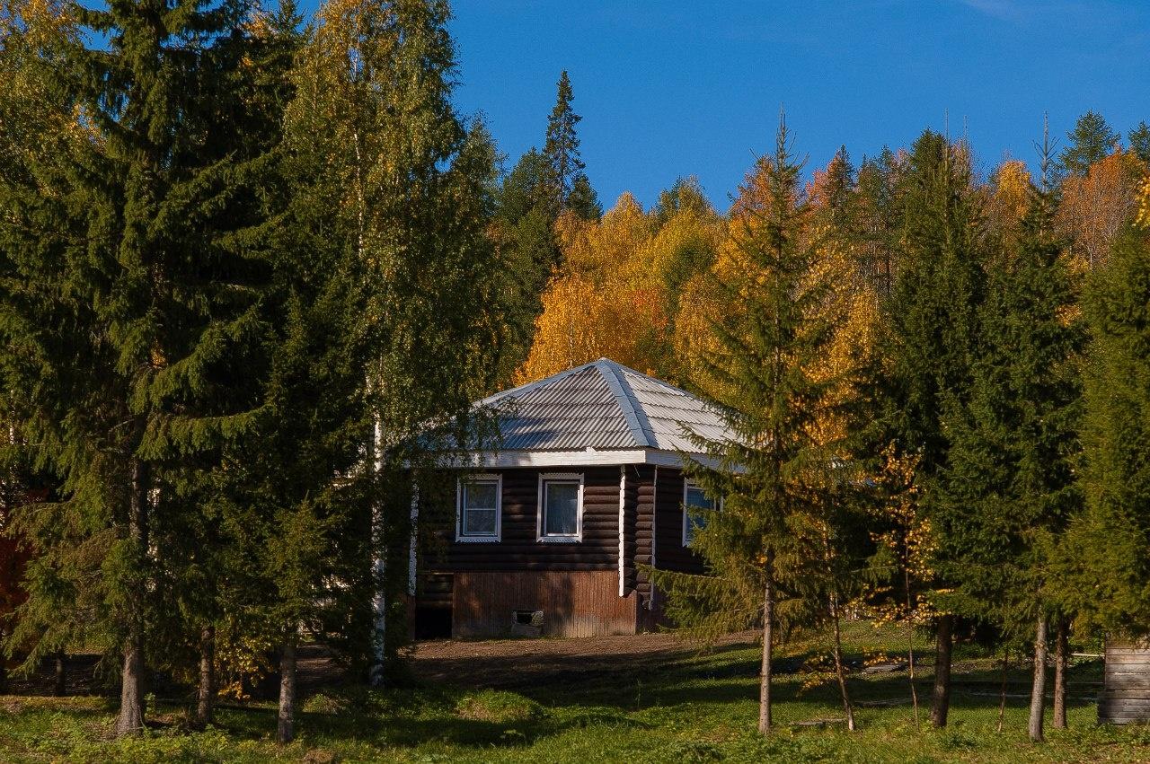 Лесной отель «Голубино» Архангельская область, фото 3