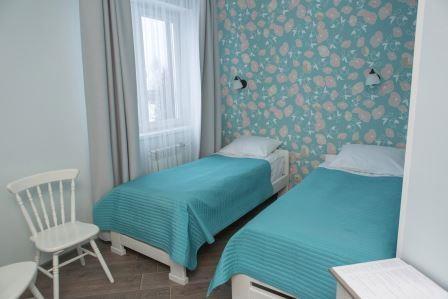 Лесной отель «Голубино» Архангельская область Стандарт, фото 1