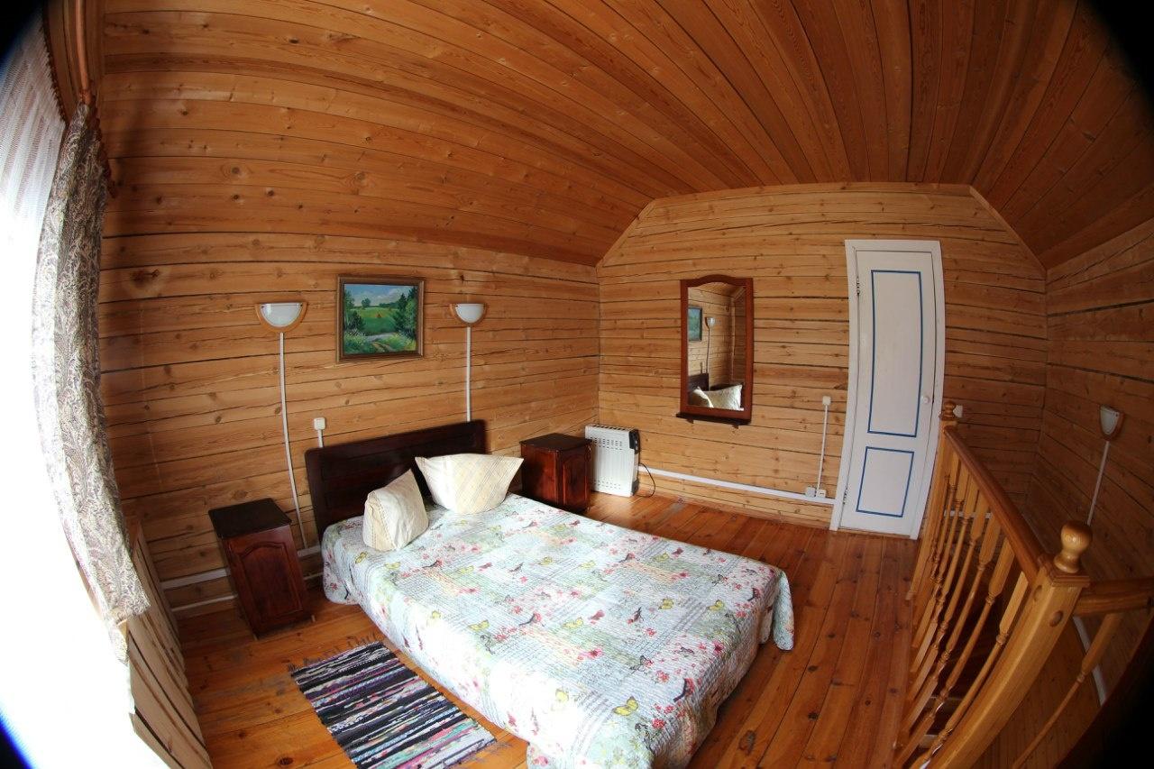 Лесной отель «Голубино» Архангельская область 2-местный коттедж, фото 7