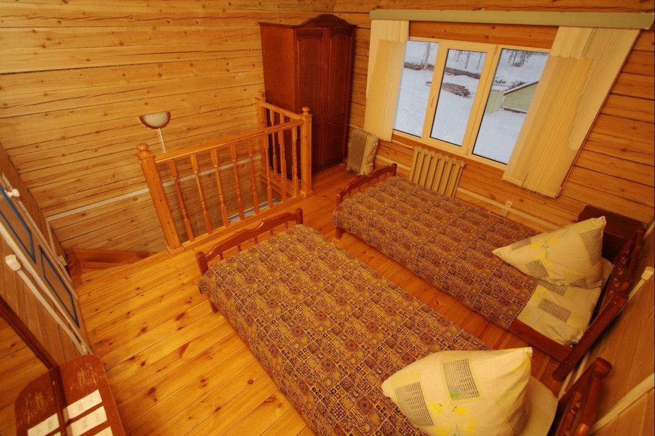 Лесной отель «Голубино» Архангельская область 2-местный коттедж, фото 5