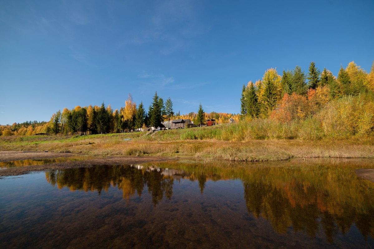 Лесной отель «Голубино» Архангельская область, фото 16