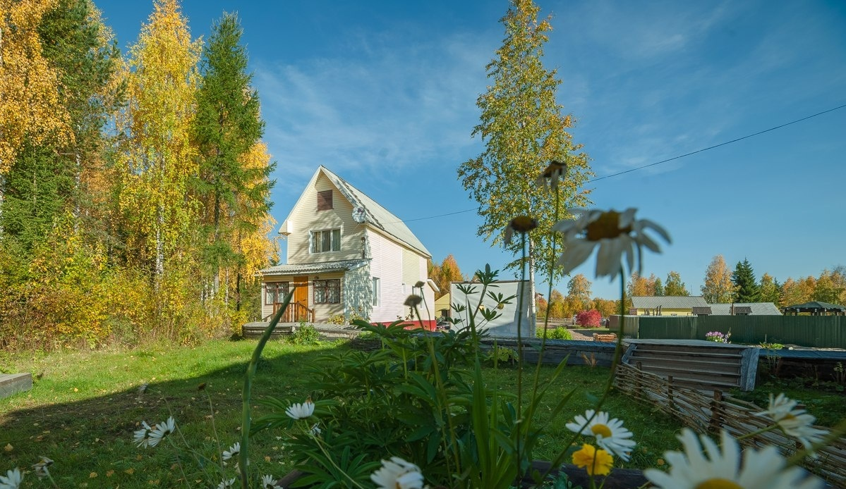 Лесной отель «Голубино» Архангельская область, фото 2