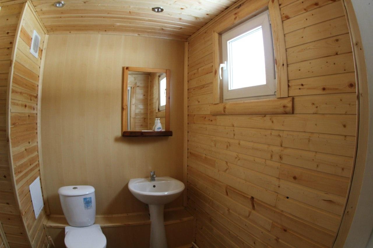 Лесной отель «Голубино» Архангельская область 2-местный коттедж, фото 10