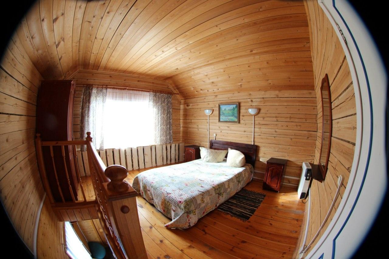 Лесной отель «Голубино» Архангельская область 4-местный коттедж, фото 2