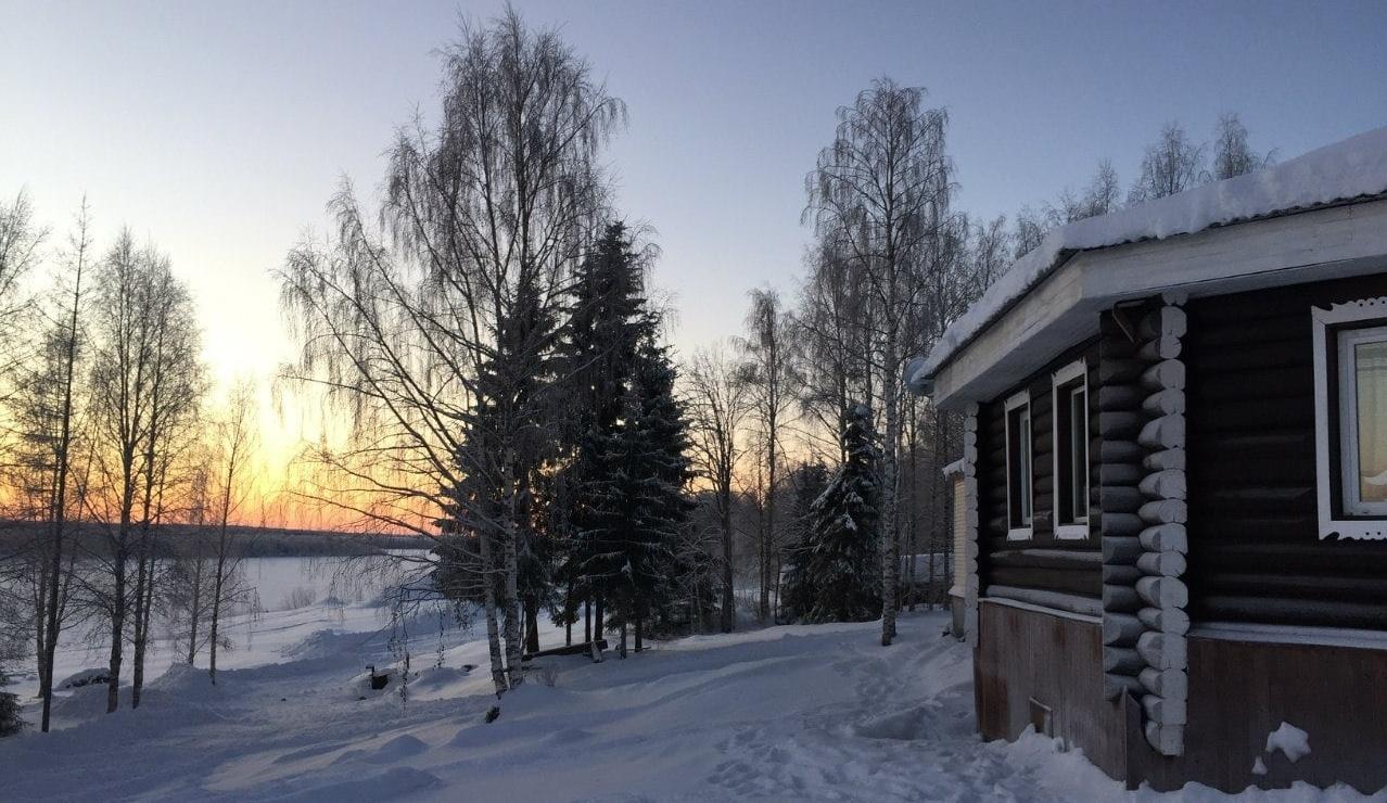 Лесной отель «Голубино» Архангельская область, фото 1