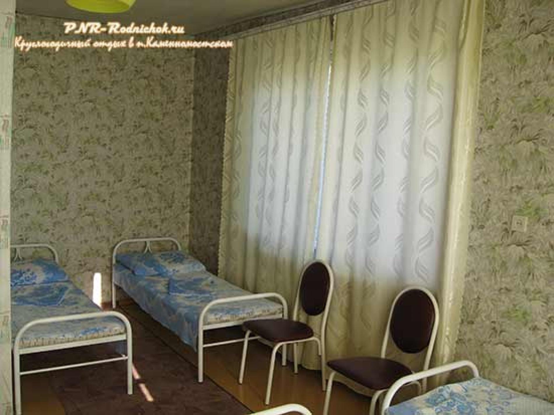 """База отдыха """"Родничок"""" Республика Адыгея 4-местный номер, фото 2"""