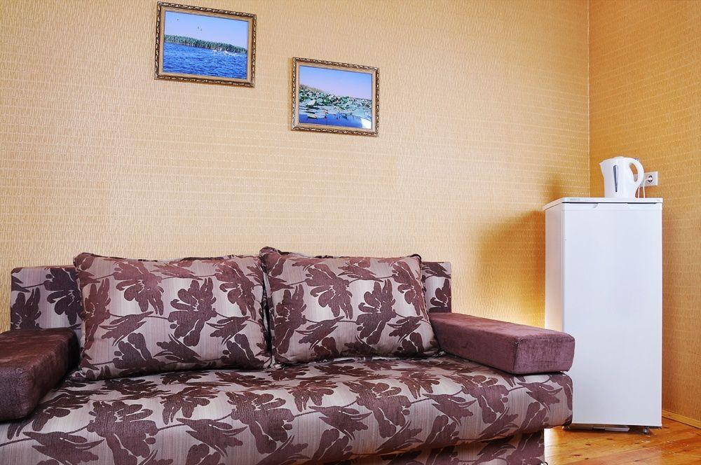 База отдыха «Дубравушка» Астраханская область 4-местный номер 1 категории, фото 4