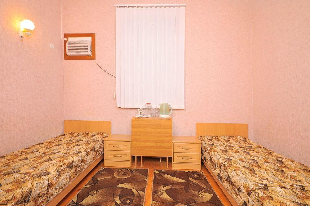 База отдыха «Дубравушка» Астраханская область 2-местный номер 3 категории, фото 1
