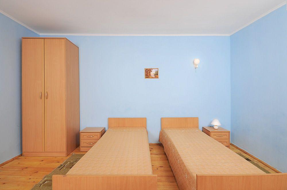 База отдыха «Дубравушка» Астраханская область 4-местный номер 2 категории, фото 3