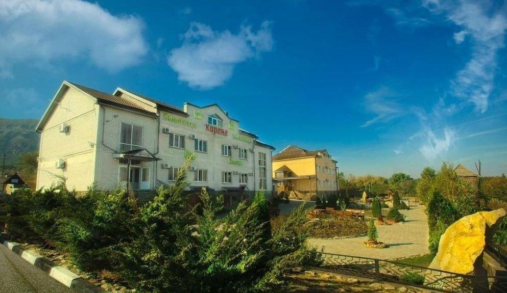 Гостиница «Корона» Ставропольский край, фото 1