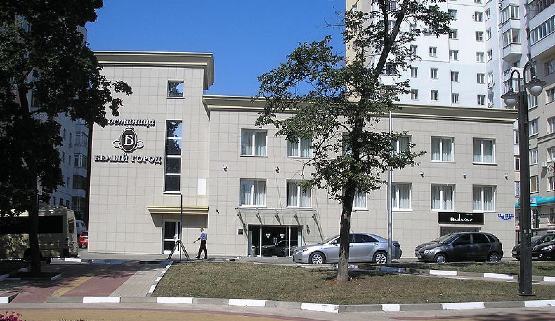 """Гостиница """"Белый город"""" Белгородская область, фото 2"""